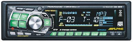 alpine cda 9813 product ratings and reviews at onlinecarstereo com rh onlinecarstereo com Alpine CDA 9813 Specs Alpine CDA 9813 iPod