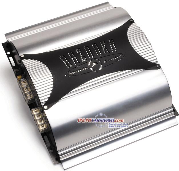 Testing Testing 1Bazooka ELA.50 Amp With A 10in