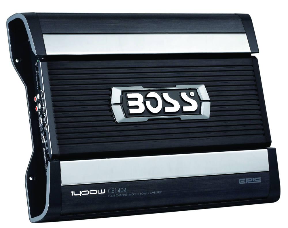 Boss Audio Ce1404 1400w 4 Channel Chaos Epic Bridgeable