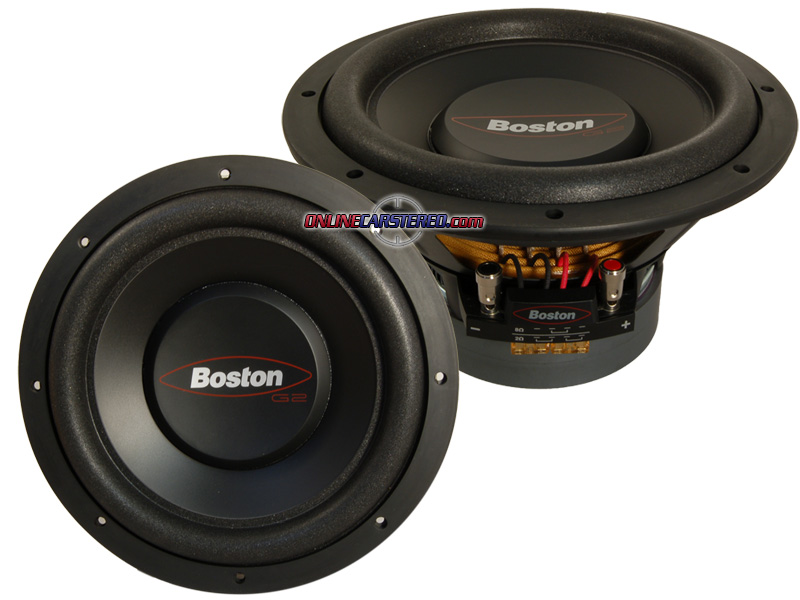 Boston Acoustics Car Speaker Review