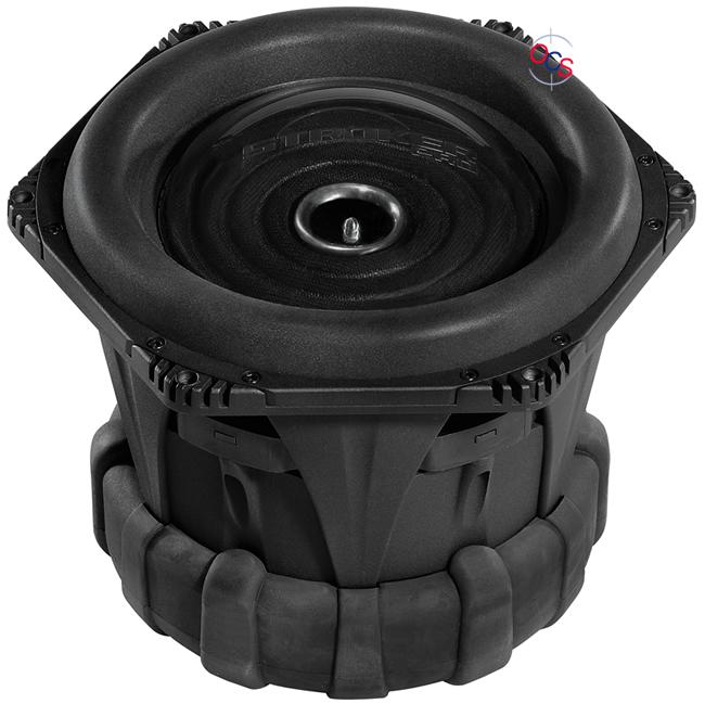 "Power Acoustik Car Stereo Cerwin Vega Stroker Pro 12 12"" 5000W Dual 2-ohm Subwoofer at ..."