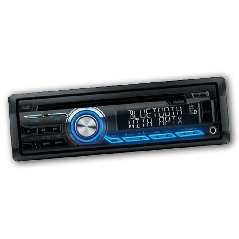 clarion car radio stereo audio