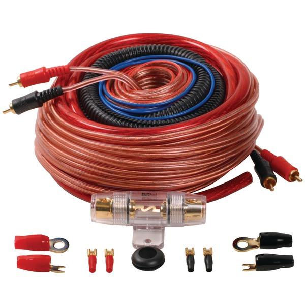 Db Link Pk4z 4 Gauge Power Series Amp Installation Kit