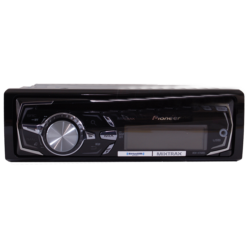 Pioneer DEH-X9600BHS In-Dash CD/MP3/WMA Car Stereo Receiver w/ Remote, AUX, USB Input, Bluetooth ...
