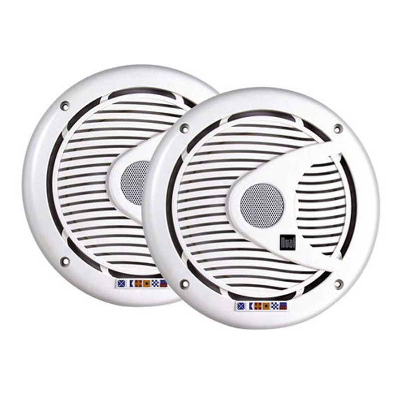 "Non Muslim Perspective On The Revolution Of Imam Hussain: 6.5"" 65 Watt 2-Way Coaxial Marine Speakers"