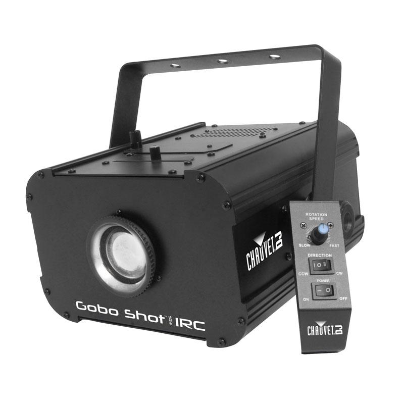 chauvet gobo shot 50w irc gobo led projector at. Black Bedroom Furniture Sets. Home Design Ideas