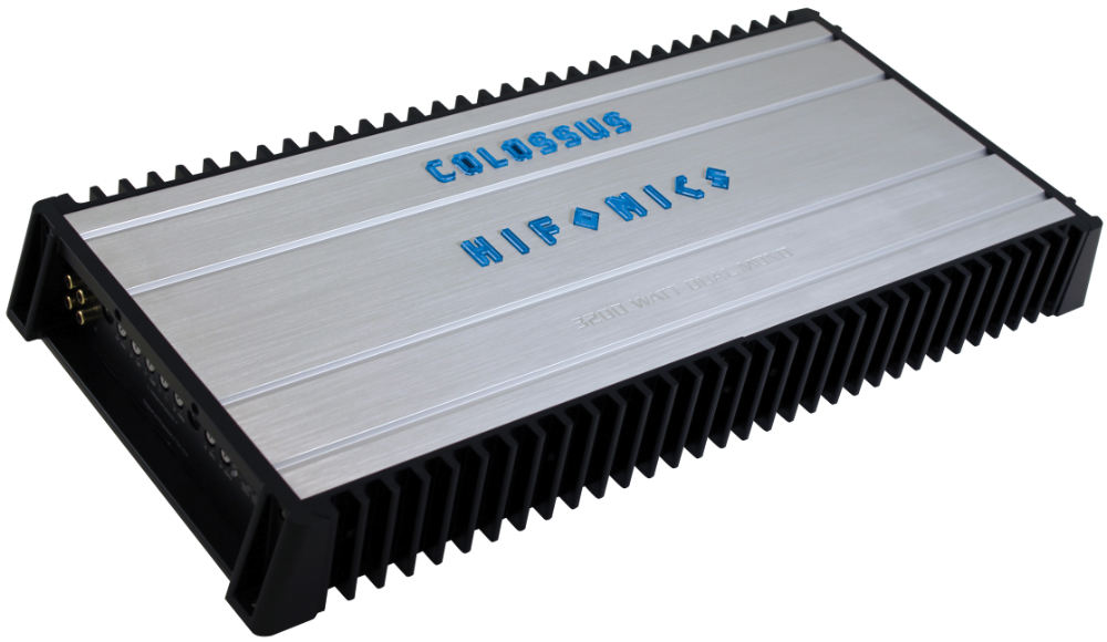 Hifonics Colossus Ltd 3200w Rms High Powered Limited