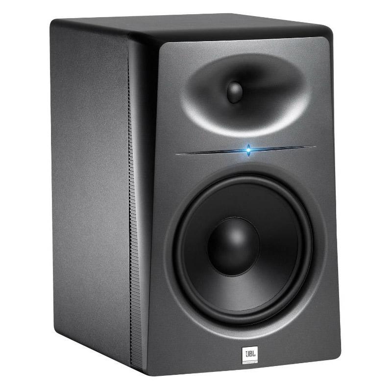 JBL Studio Monitors on Rockford Fosgate Car Audio Subwoofers