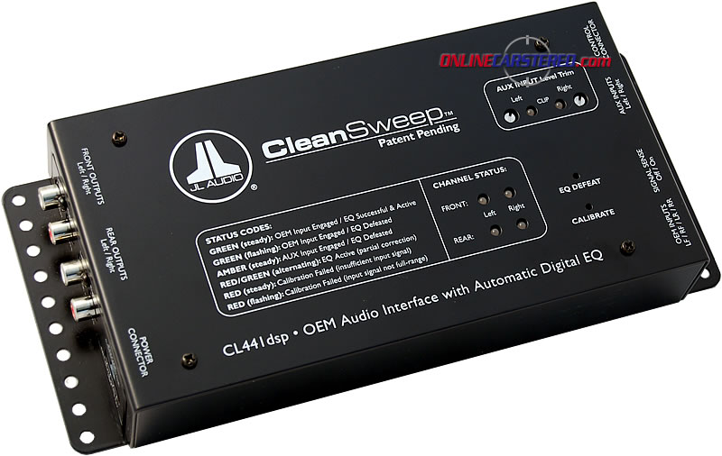 JL Audio CL441dsp - CleanSweep OEM Audio Interface with ... on friendship bracelet diagrams, pinout diagrams, electrical diagrams, motor diagrams, internet of things diagrams, gmc fuse box diagrams, engine diagrams, series and parallel circuits diagrams, hvac diagrams, smart car diagrams, battery diagrams, transformer diagrams, sincgars radio configurations diagrams, troubleshooting diagrams, switch diagrams, led circuit diagrams, electronic circuit diagrams, honda motorcycle repair diagrams, lighting diagrams,