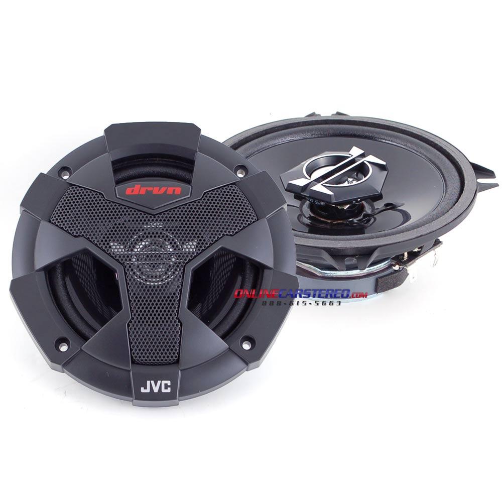 "JVC CS-V527 (CSV527) 5-1/4"" 200W 2-Way Drvn Series Car"