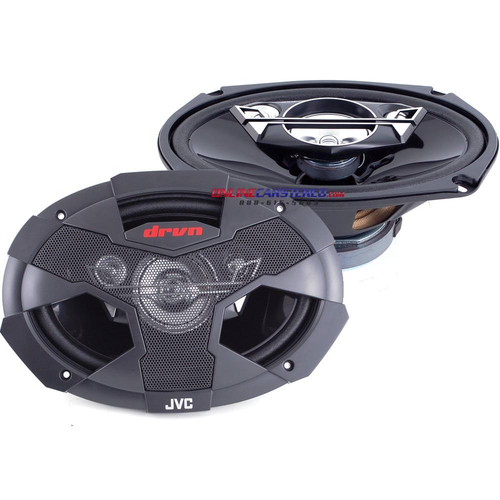 "JVC CS-V6947 (CSV6947) 6"" X 9"" 310W 4-Way Drvn Series Car"