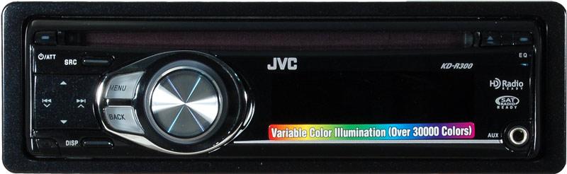 jvc kd r300 product ratings and reviews at onlinecarstereo com rh onlinecarstereo com JVC KD R300 Owner's Manual KD -R330 Manual