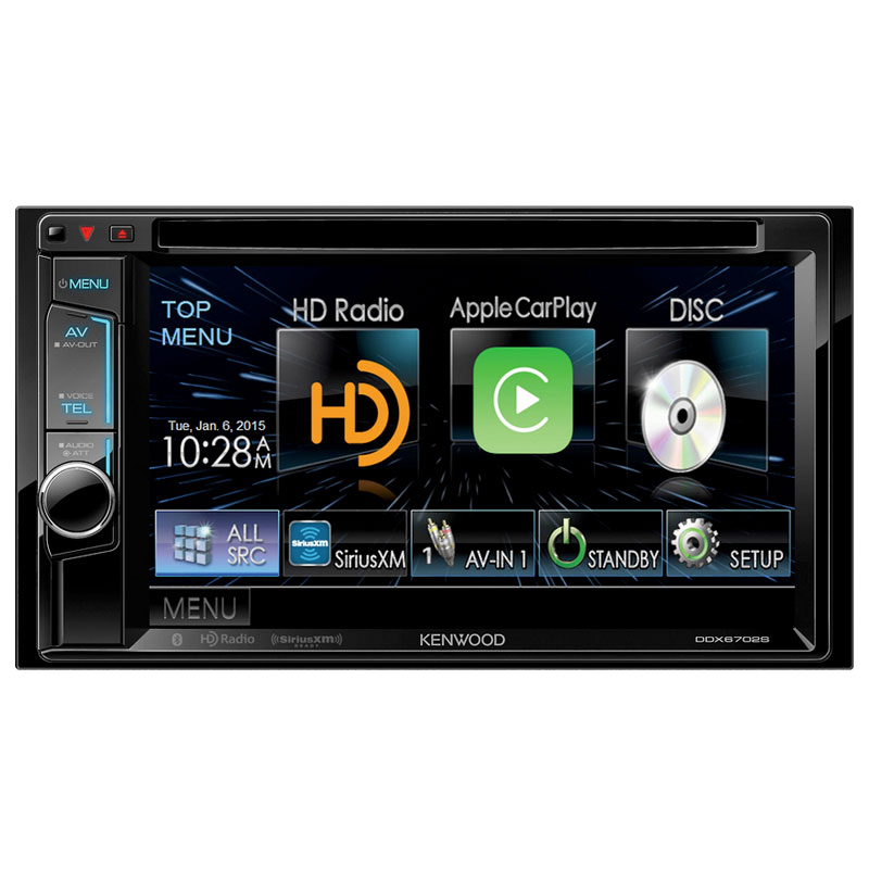 kenwood ddx6702s 6 2 quot double din dvd receiver built in power acoustik wiring harness #12