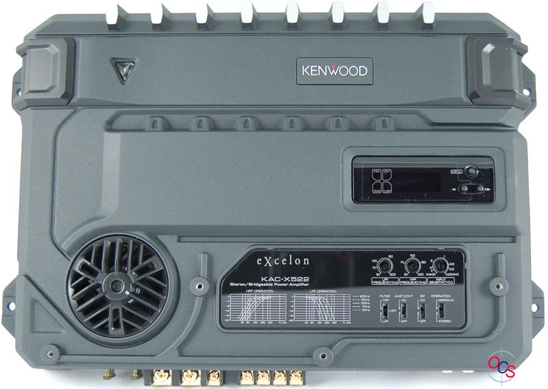 Kenwood excelon kac x522