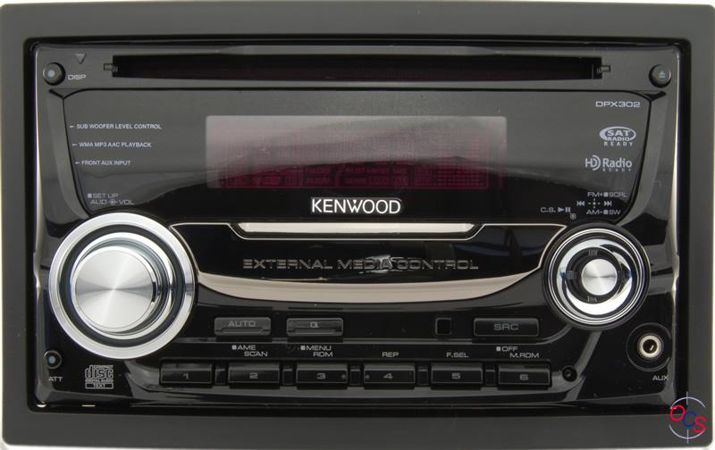 Kenwood Dpx on Hd Radio Car Receiver