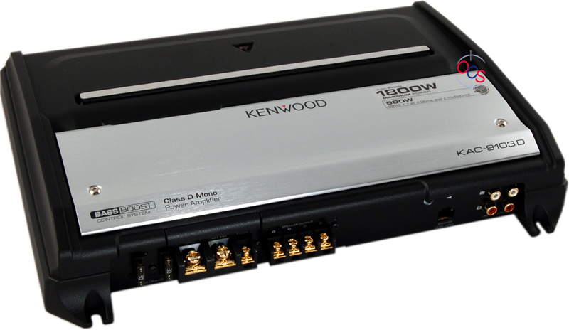 Kenwood Kac 9103d Rb Product Ratings And Reviews At