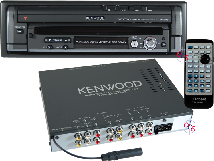 Wiring Diagram For Kenwood Kvt 617dvd : Kenwood kvt dvd wiring harness diagram