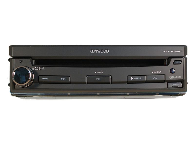 Kenwood Kvt-7012bt