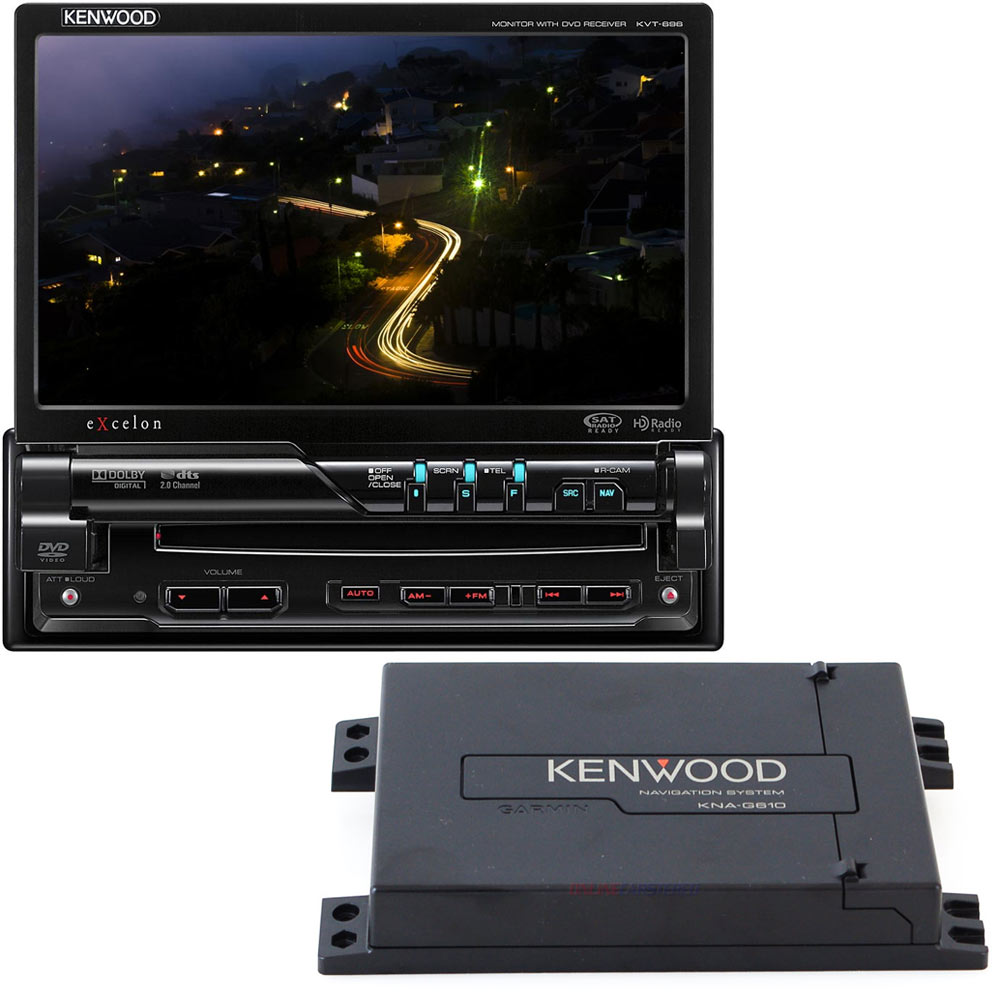 Kenwood Kna G610 Wiring Diagram Not Lossing Car Audio Dash Unit Kdc P Nav696 Product Ratings And Reviews At Onlinecarstereo Com Rh Compatibility Garmin Map Update G510