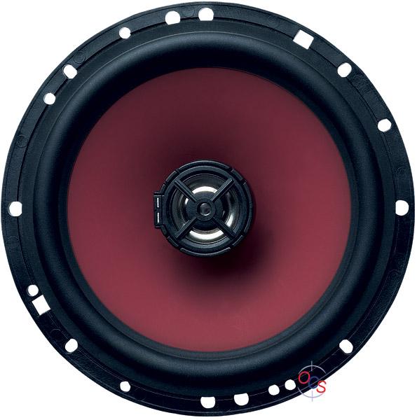 mb quart dkg 116 6 1 2 120w 2 way car speakers at. Black Bedroom Furniture Sets. Home Design Ideas