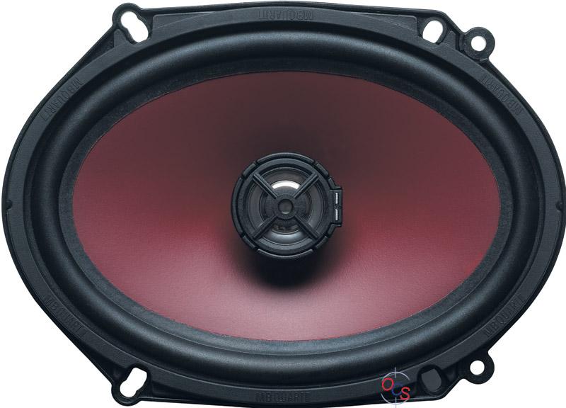mb quart dkg 168 6 x 8 120w 2 way car speakers at. Black Bedroom Furniture Sets. Home Design Ideas