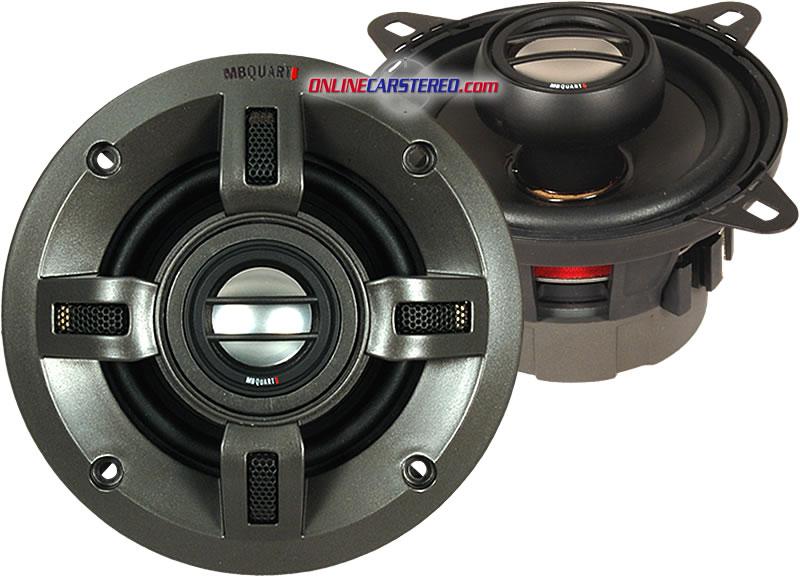 mb quart dkh 110 4 2 way 70w rms car speakers at. Black Bedroom Furniture Sets. Home Design Ideas
