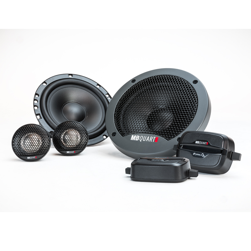 mb quart fsb216 6 1  2 quot  150w 2 way formula series MB Quart Home Speakers MB Quart Wiring- Diagram