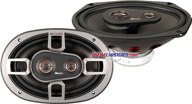 mb quart fta 169 6 x 9 3 way 180w car speakers at. Black Bedroom Furniture Sets. Home Design Ideas