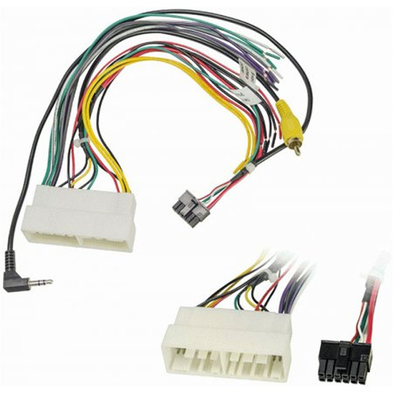 metra electronics 70 7306 wire harness for connection to. Black Bedroom Furniture Sets. Home Design Ideas