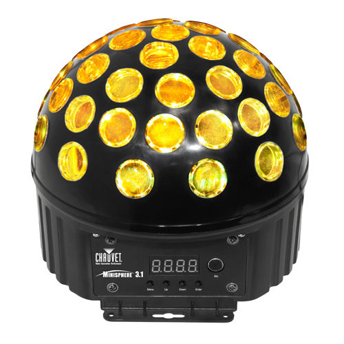 chauvet minisphere 3 1 product ratings and reviews at. Black Bedroom Furniture Sets. Home Design Ideas