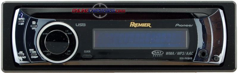 Pioneer Premier Radio Wiring Diagram : Pioneer deh p bt wiring diagram get free image about