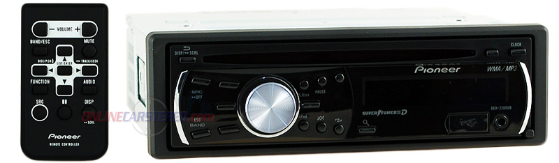 Pioneer deh 2200ub product ratings and reviews at onlinecarstereo pioneer deh 2200ub publicscrutiny Gallery