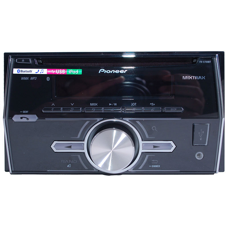 pioneer car stereo fit guide