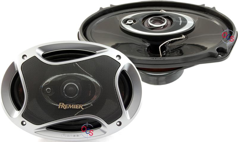 Premier pioneer stereo