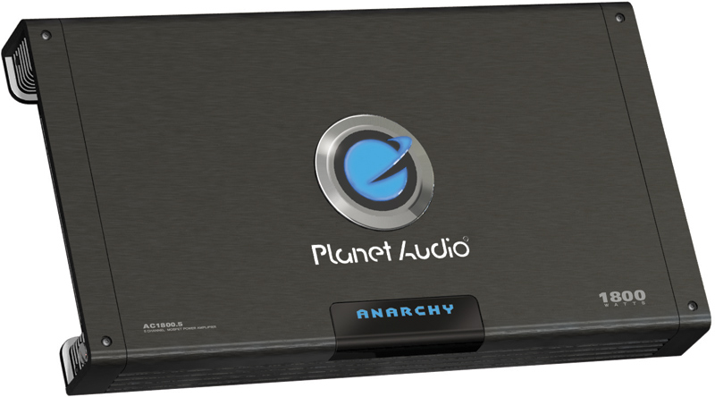 planet audio ac1800 5 1800w mosfet 5 channel power anarchy series car amplifiers at. Black Bedroom Furniture Sets. Home Design Ideas