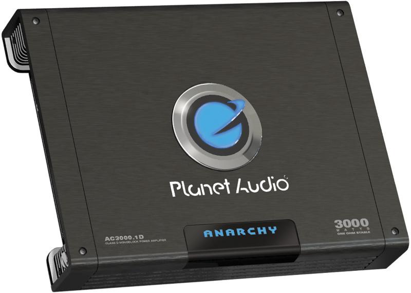 planet audio ac3000 1d 3000w monoblock class d anarcy series power car amplifier at. Black Bedroom Furniture Sets. Home Design Ideas