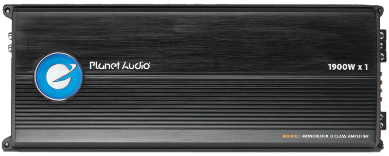 Planet Audio BB140 19Watts 1-OHM Stable Max