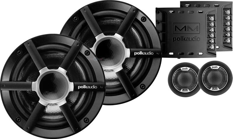 Polk Audio Mm6501 6 2 U0026quot  250w 2