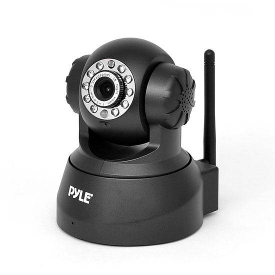 Pyle Pipcam5 Ip Camera Surveillance Security Monitor With
