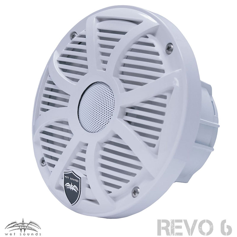 Wet Sounds Revo 6-sww