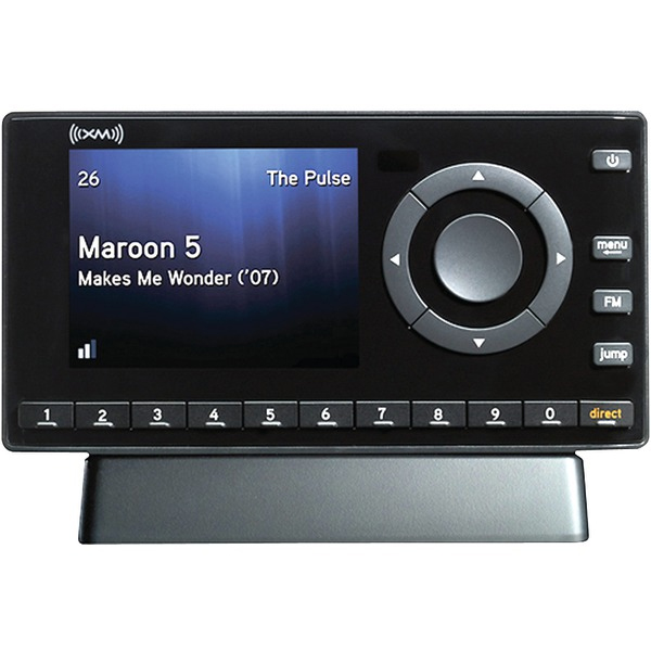 Sirius radio hookup for cars