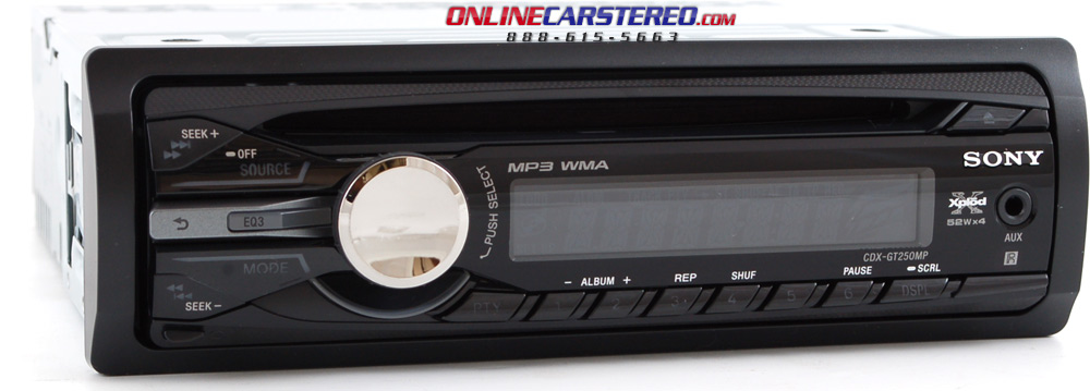 Sony Cdx Gt250 Compact Disc Player Service