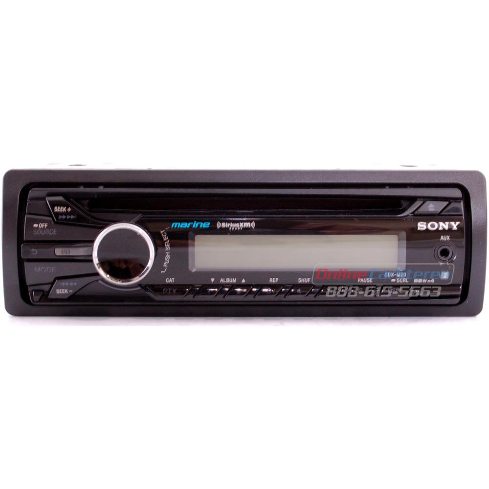 Sony Cdx-m20