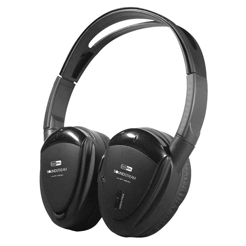 Soundstream wireless headphones