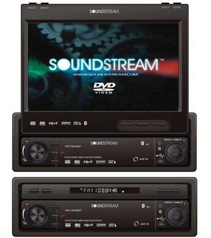 Soundstream VIR 7840NR 169 00
