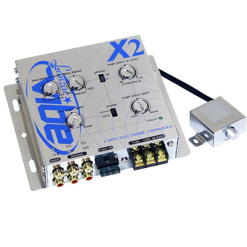 Electronic Crossover Network : Lanzar vibex
