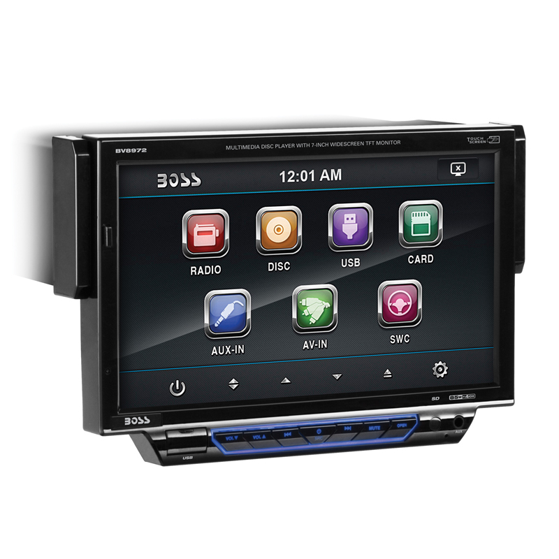Bv on Jvc Car Stereo Product