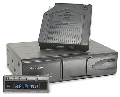 pioneer cdx fm687 6 disc add on cd changer at onlinecarstereo