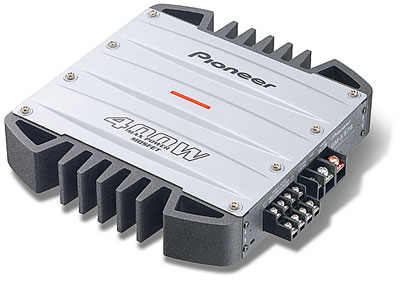 Pioneer GM-X374 Product Ratings And Reviews at OnlineCarStereo.com