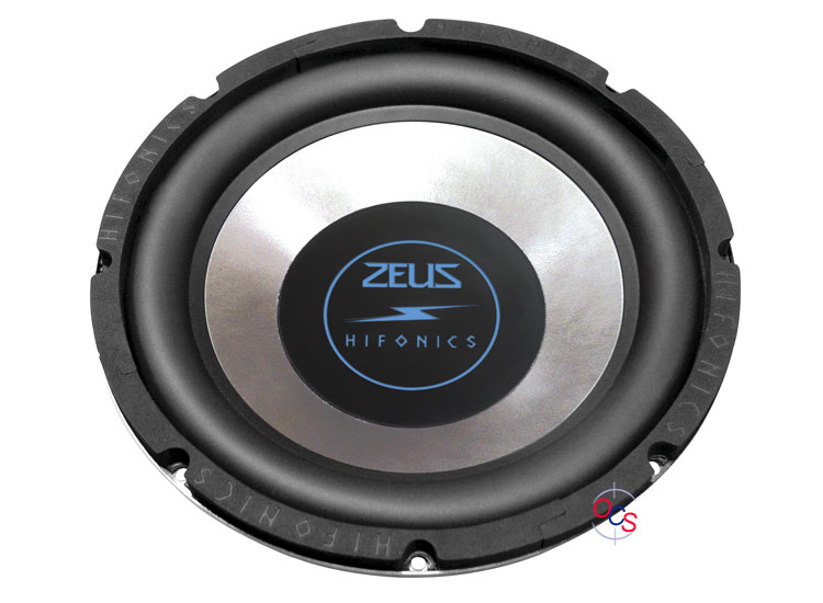 hifonics zs12 12 700w dual 2 ohm subwoofer at. Black Bedroom Furniture Sets. Home Design Ideas